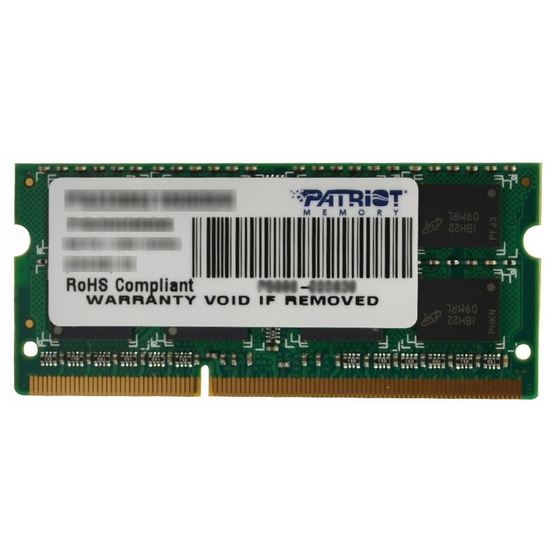 Memorie Notebook Patriot Signature 4GB DDR3 1333MHz CL9