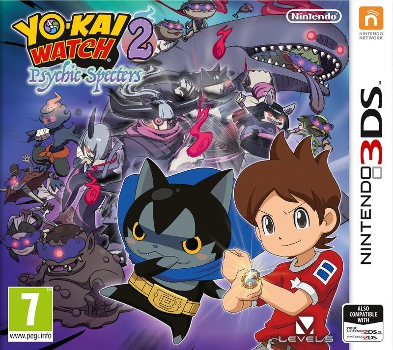Yo-Kai Watch 2 Psychic Specters - 3DS