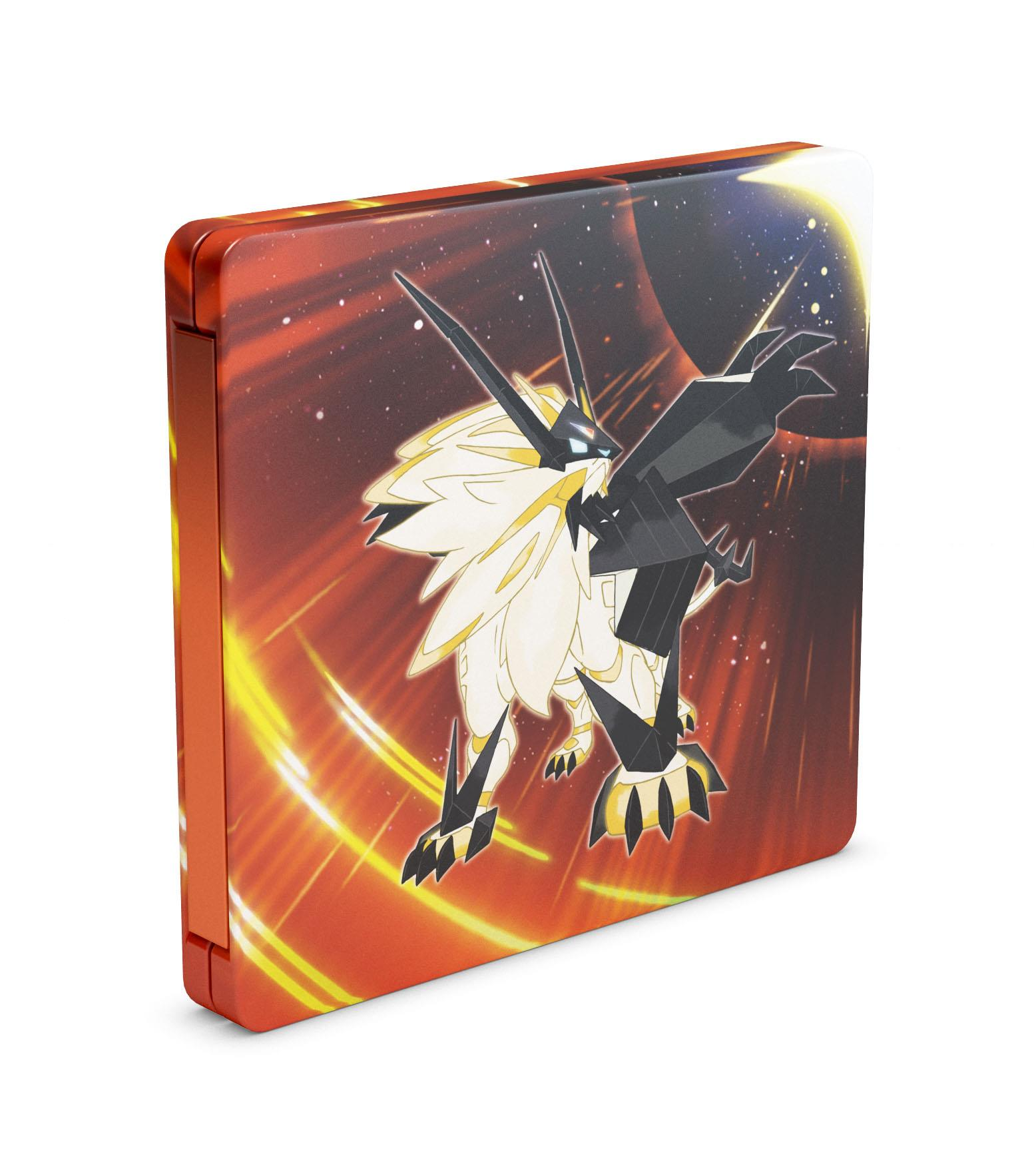 Pokemon Ultra Sun Steelbook - 3DS
