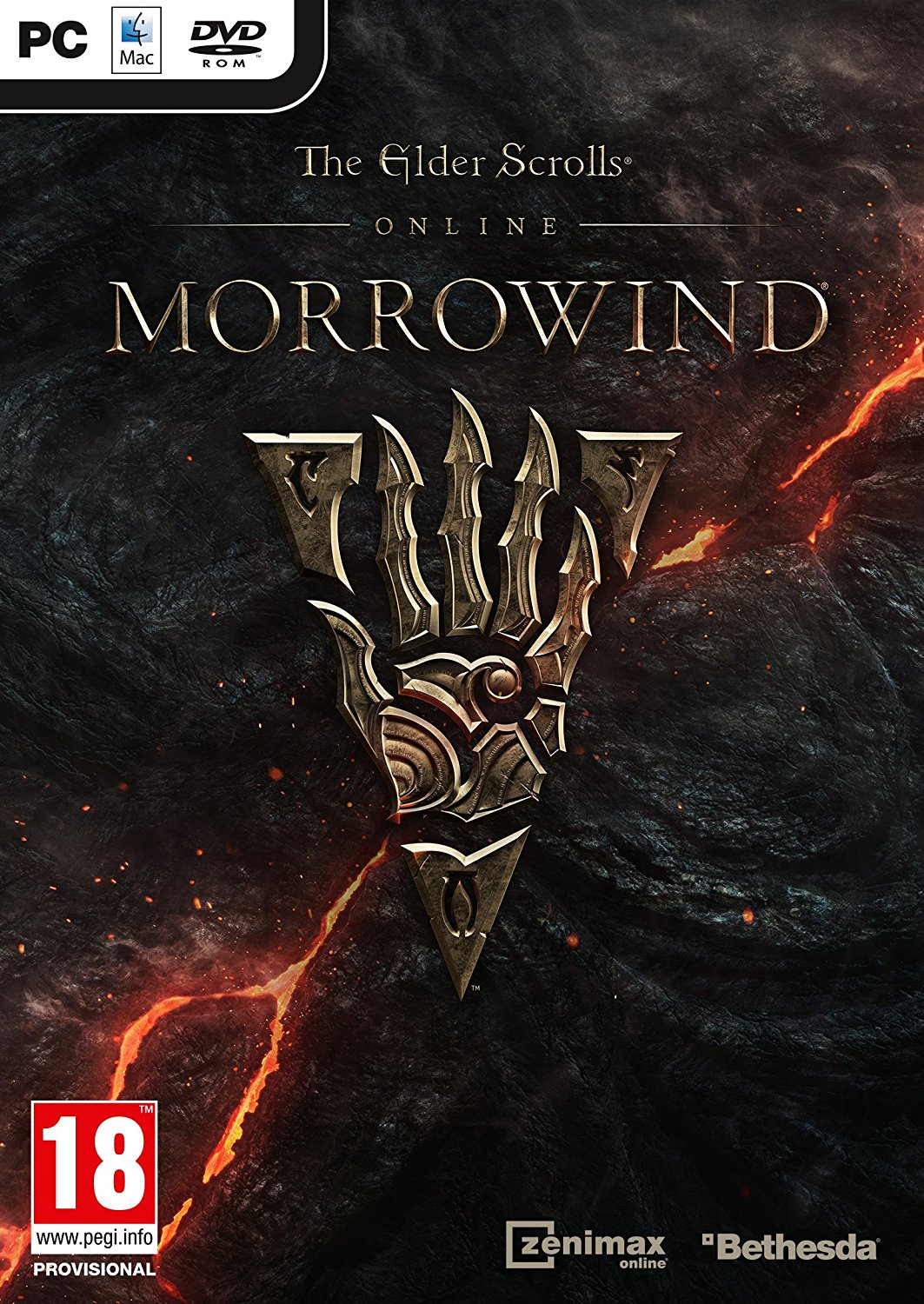 The Elder Scrolls Online Morrowind - PC