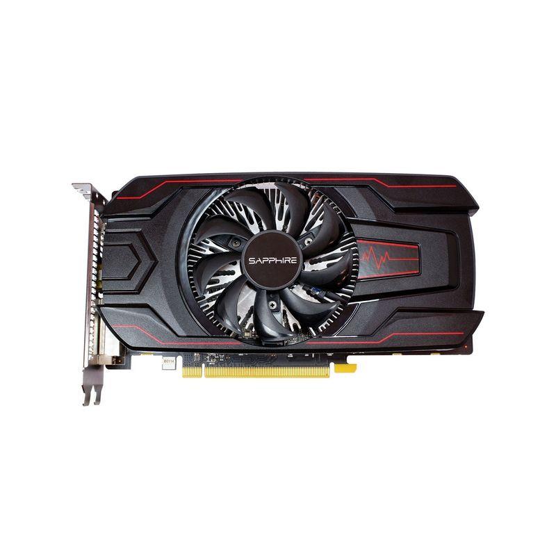 Placa Video Sapphire PULSE Radeon RX 560 4GB GDDR5 128 biti