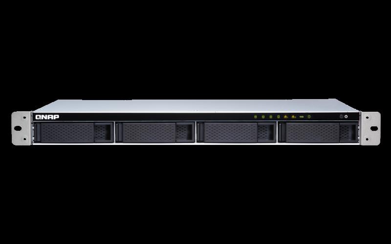 NAS Qnap TS-431XEU-2G 2xGigabit RAM 2GB fara HDD-uri