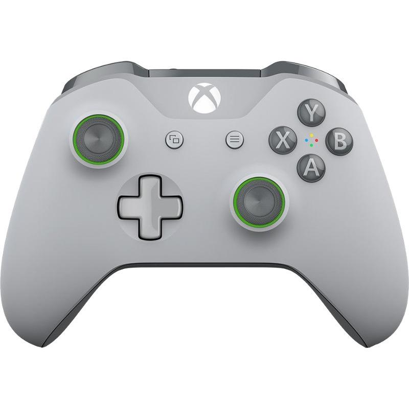 Controller Wireless Xbox One Gri-Verde