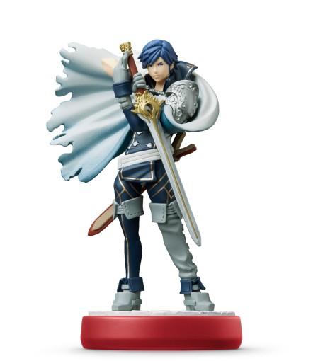 Figurina Amiibo Chrom (fire Emblem)