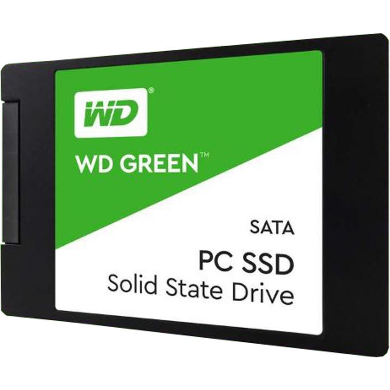 Hard Disk SSD Western Digital Green 120GB 2.5