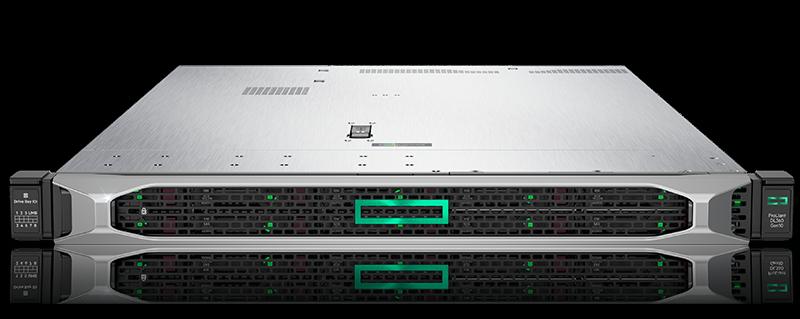 Server HP ProLiant DL360 Gen10 Intel Xeon-S 4110 2x300GB 16GB 8xSFF