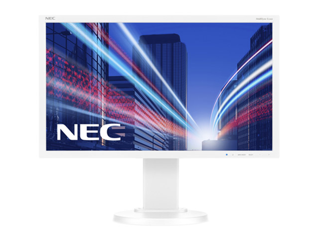 Monitor LED NEC E224Wi 21.5 6ms Full HD Alb