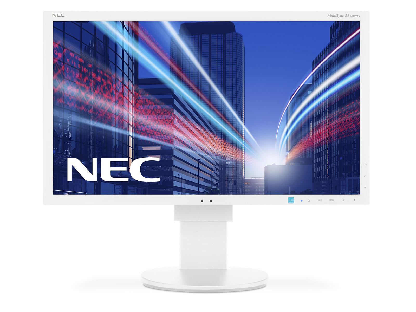 Monitor LED NEC EA234WMi 23 6ms Full HD Alb