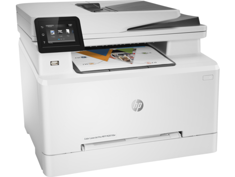 Multifunctional Laser Color HP LaserJet Pro MFP M281fdw