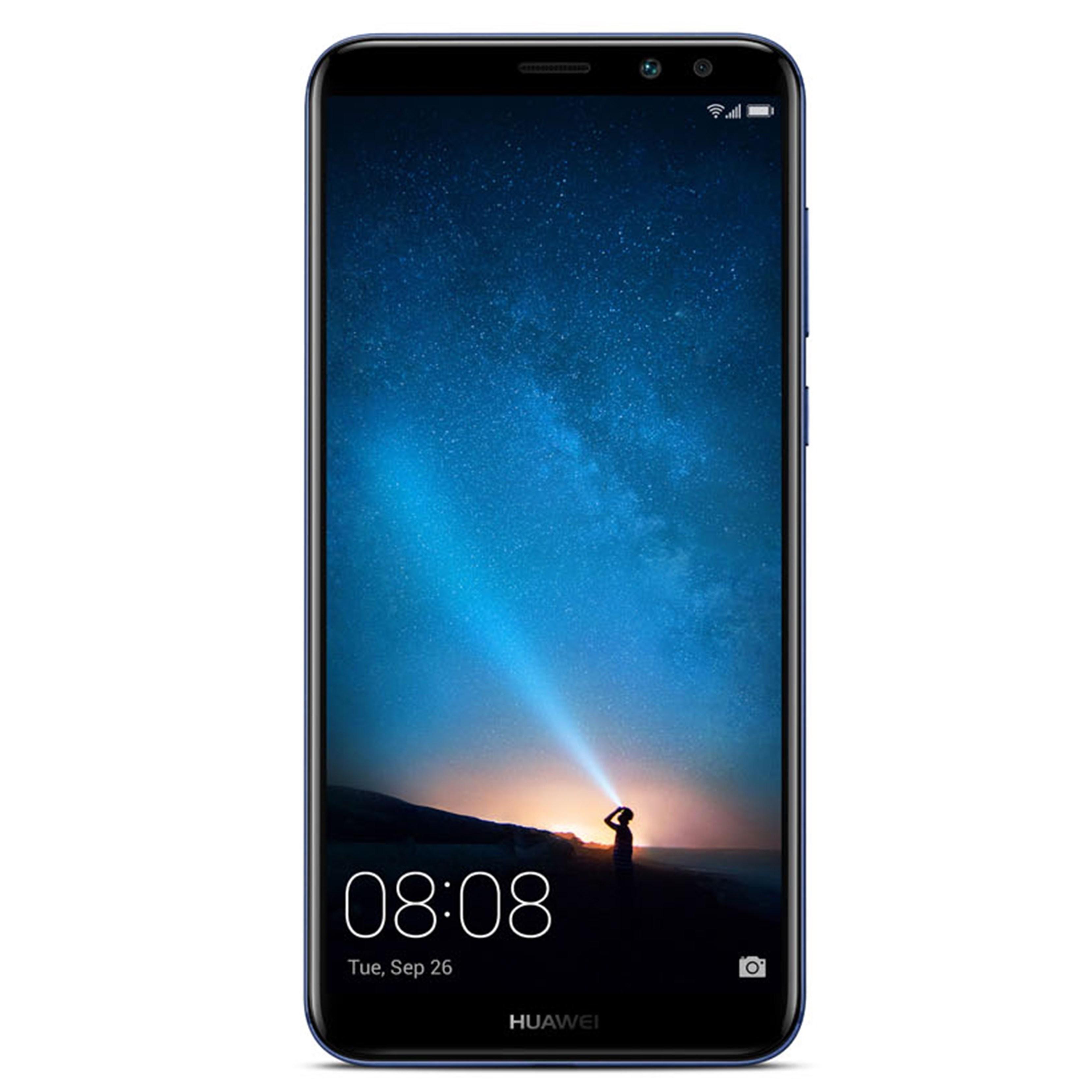 Telefon Mobil Huawei Mate 10 Lite 64GB Flash 4GB RAM Dual SIM 4G Aurora Blue