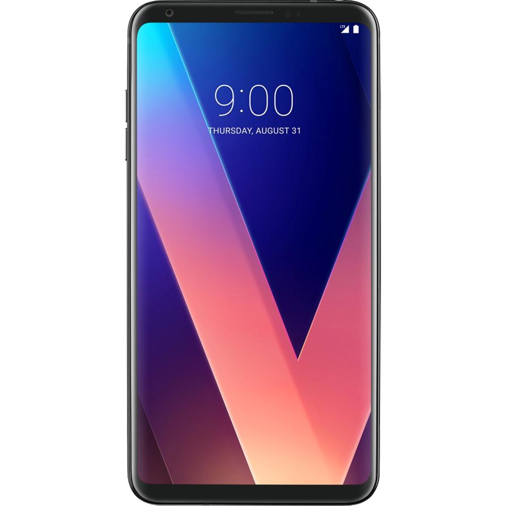 Telefon Mobil LG V30 Plus 128GB Flash 4GB RAM Dual SIM 4G Black