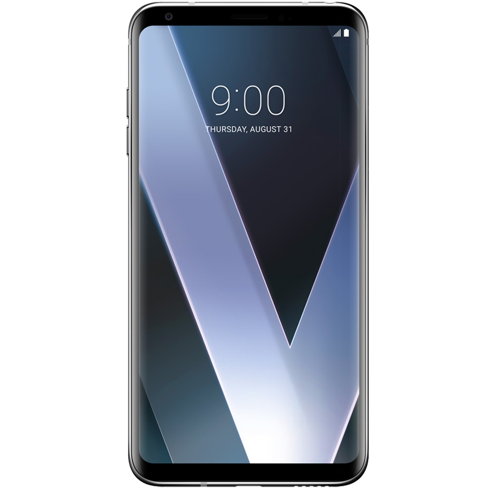 Telefon Mobil LG V30 Plus 128GB Flash 4GB RAM Dual SIM 4G Silver