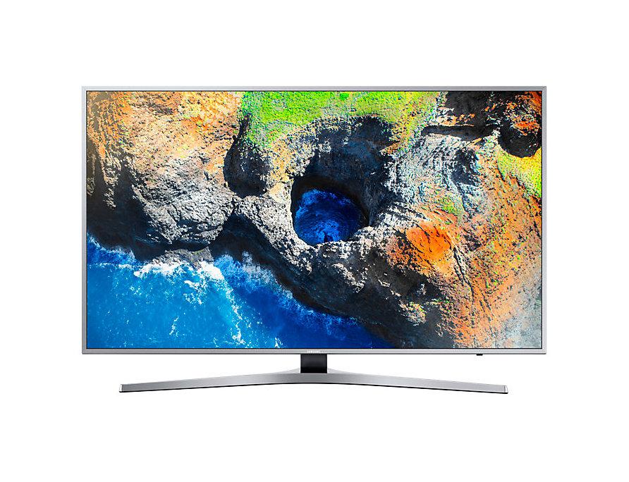 Televizor LED Samsung Smart TV UE65MU6402 163cm 4K Ultra HD Argintiu