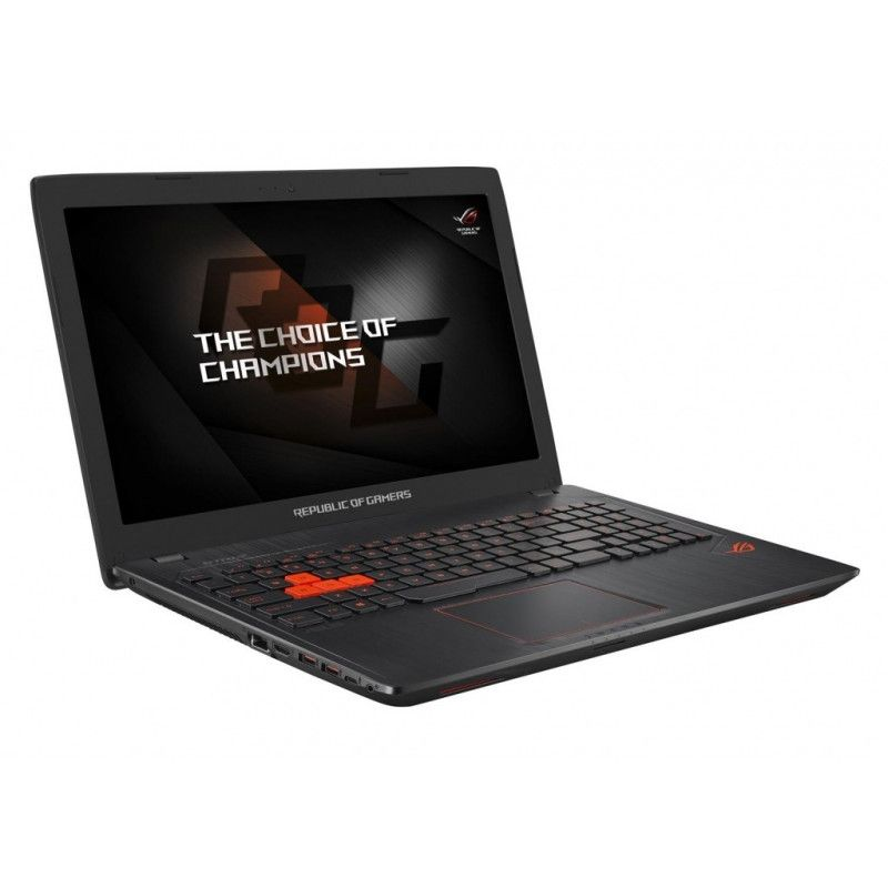 Notebook Asus ROG STRIX GL753VE 17.3 Full HD Intel Core i7-7700HQ GTX1050 Ti-4GB RAM 16GB HDD 1TB Endless