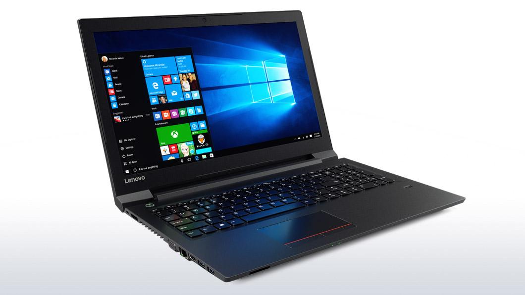 Notebook Lenovo V310 15.6 Full HD Intel Core i5-7200U RAM 4GB HDD 1TB Windows 10 Pro Negru