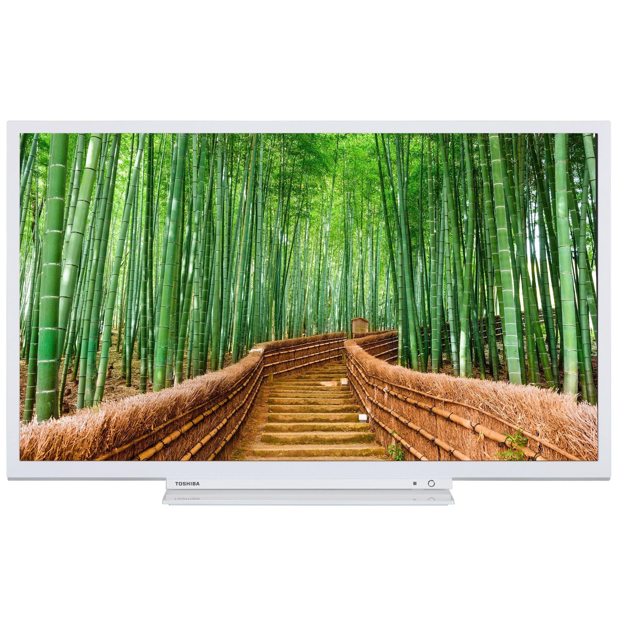 Televizor LED Toshiba 32W1764DG 81cm HD Ready Alb