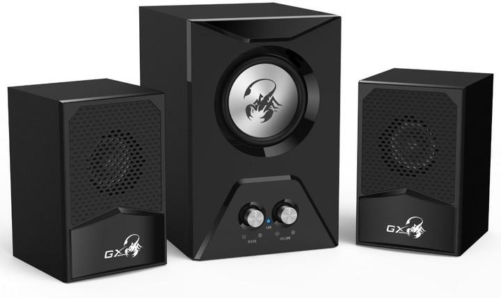Boxe Genius SW-G2.1 500 Black