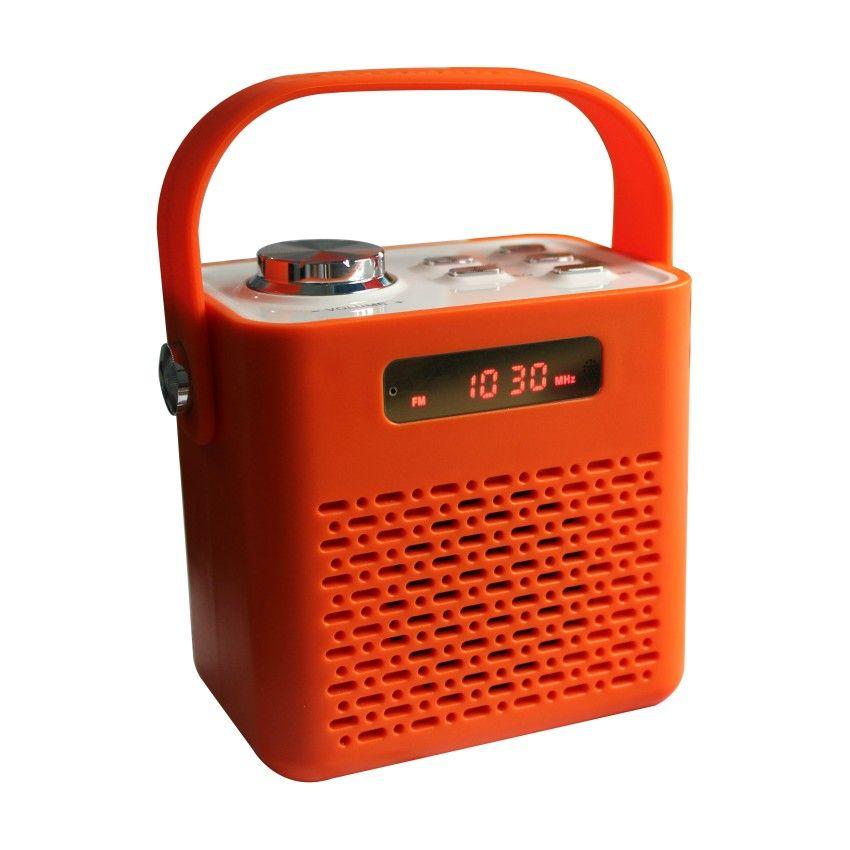 Boxa portabila Tellur Blues Orange