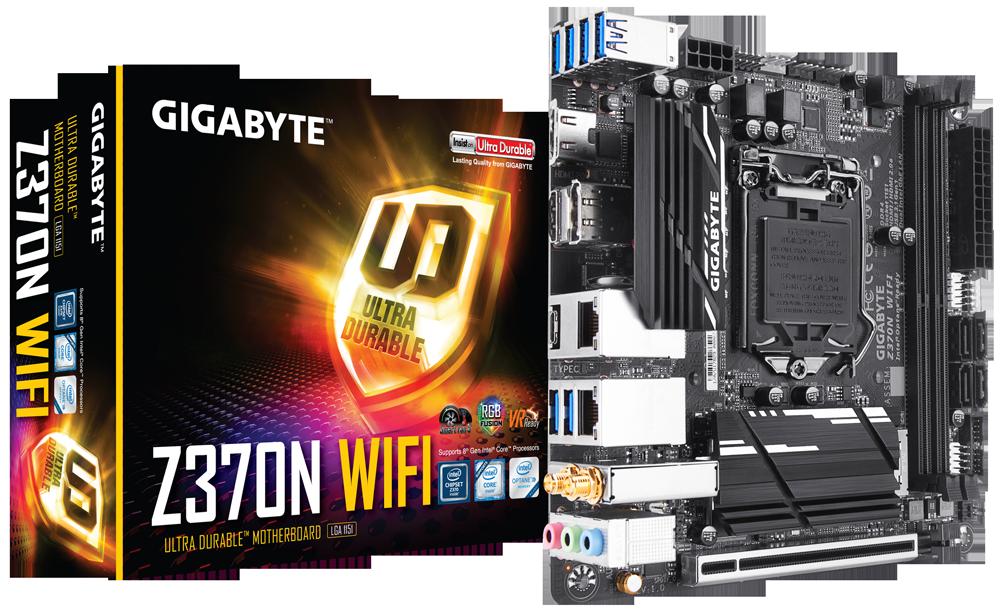Placa de baza Gigabyte Z370N WIFI Socket 1151