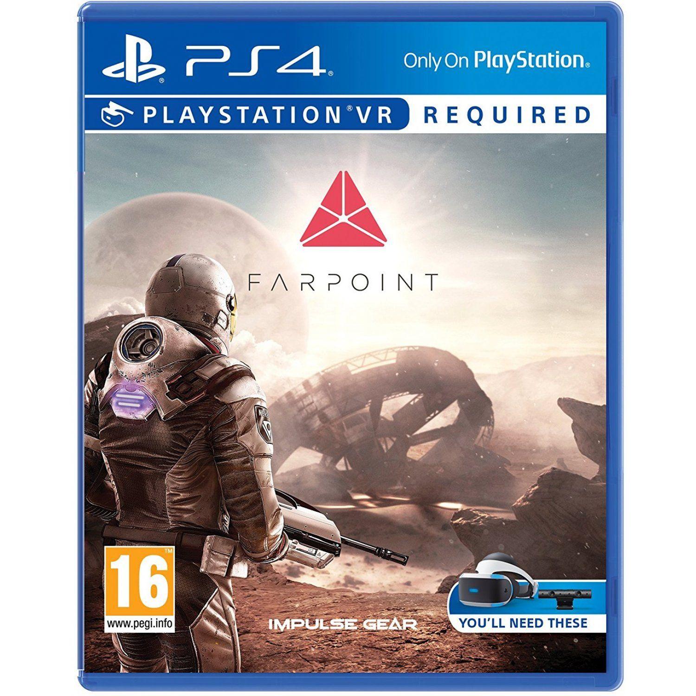Joc VR Farpoint PS4