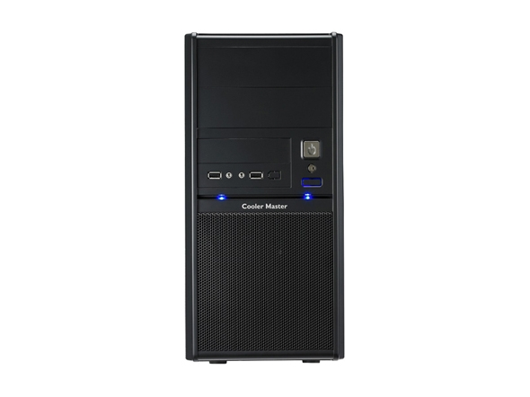 Carcasa PC Cooler Master Elite 342 Black