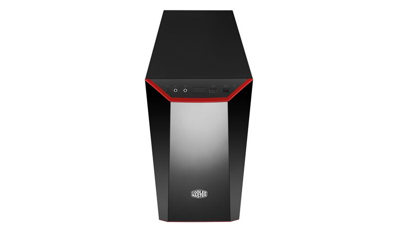 Carcasa PC Cooler Master MasterBox Lite 3.1 Black