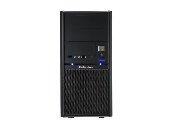 Carcasa PC Cooler Master Elite 342 KKN6-U3 Black