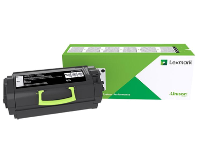 Cartus Toner Lexmark 62D200E Black Corporate 6000 pagini
