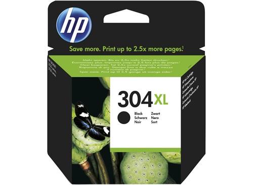 Cartus Inkjet HP 304XL Black 300 pagini