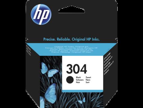 Cartus Inkjet HP 304 Black 120 pagini
