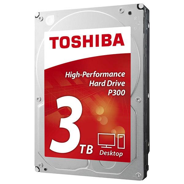 Hard Disk Desktop Toshiba P300 3TB SATA3 7200RPM bulk