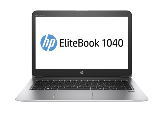Ultrabook HP EliteBook 1040 G3 14 Full HD Intel Core i7-6500U RAM 8GB SSD 512GB Windows 7 / 10 Pro Argintiu