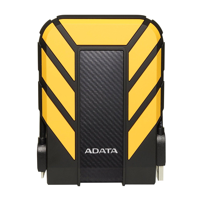 Hard Disk Extern A-Data HD710 Pro 1TB Yellow
