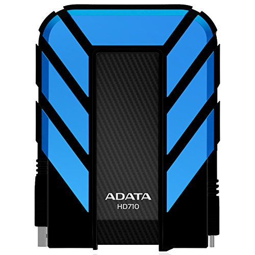 Hard Disk Extern A-Data HD710 Pro 1TB Blue