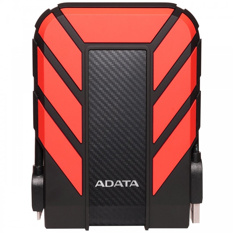 Hard Disk Extern A-Data HD710 Pro 2TB Red