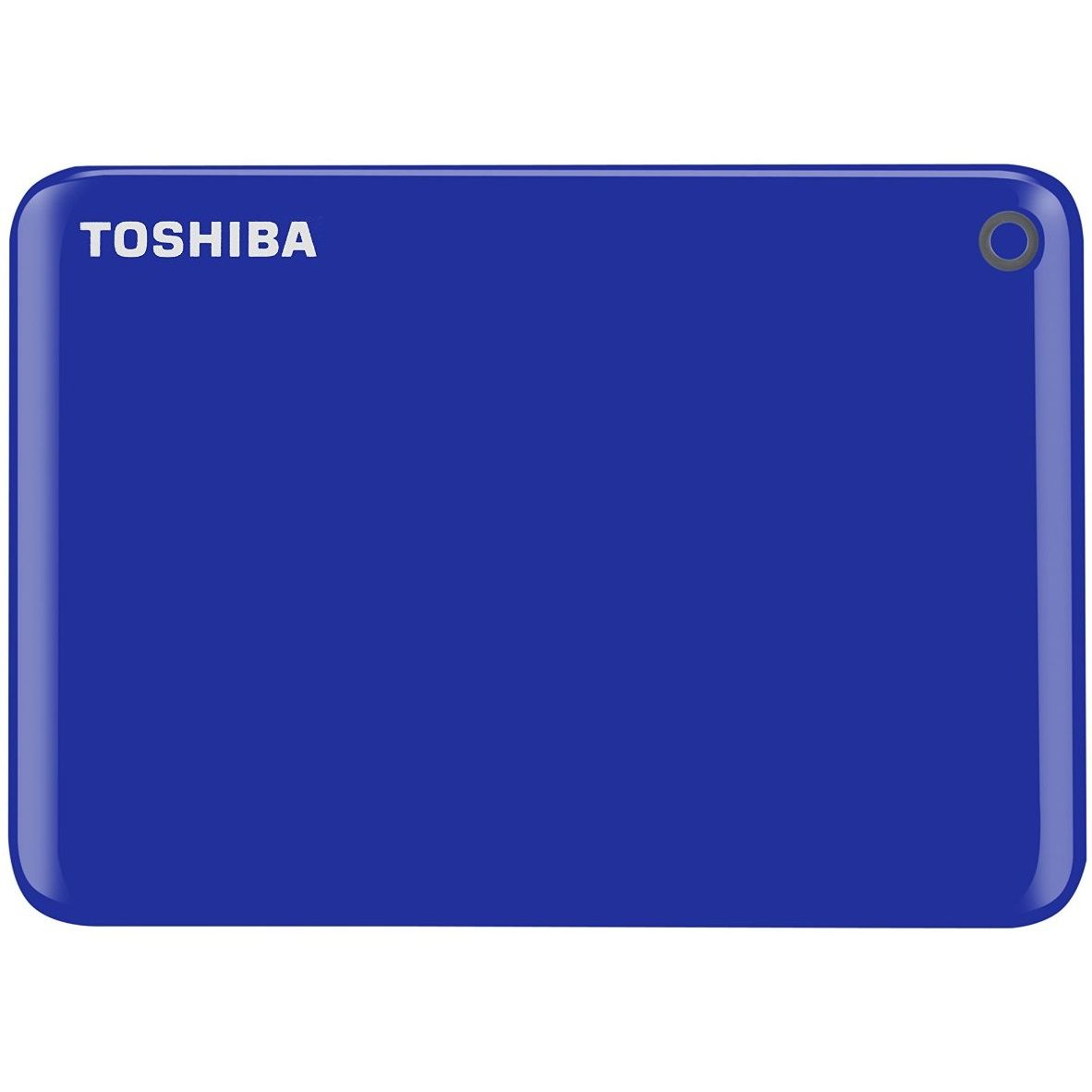 Hard Disk Extern Toshiba Canvio Connect II 3TB Blue
