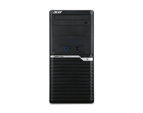 Sistem Brand Acer Veriton VM6650G Intel Core i3-7100 RAM 4GB HDD 1TB FreeDOS