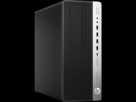 Sistem Brand HP EliteDesk 800 G3 Tower Intel Core i5-7500 GT730-2GB RAM 16GB HDD 500GB + SSD 128GB Windows 10 Pro