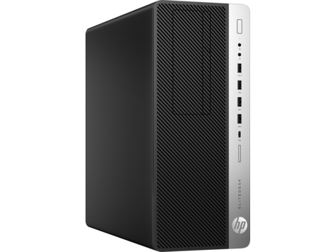 Sistem Brand HP EliteDesk 800 G3 Tower Intel Core i5-7500 RAM 8GB HDD 500GB + SSD 256GB Windows 10 Pro