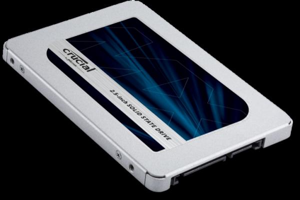 Hard Disk SSD Micron Crucial MX500 250GB 2.5 inch