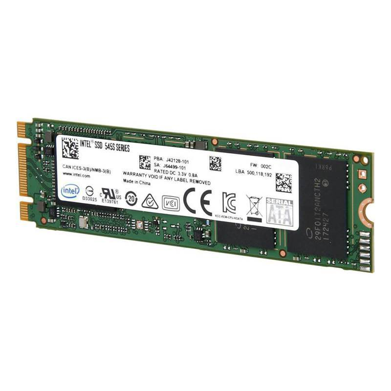 Hard Disk SSD Intel 545s Series 512GB M2 2280