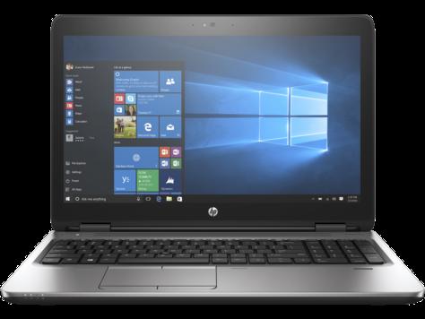 Notebook HP ProBook 650 G3 15.6 Full HD Intel Core i7-7820HQ RAM 8GB SSD 256GB Windows 10 Pro