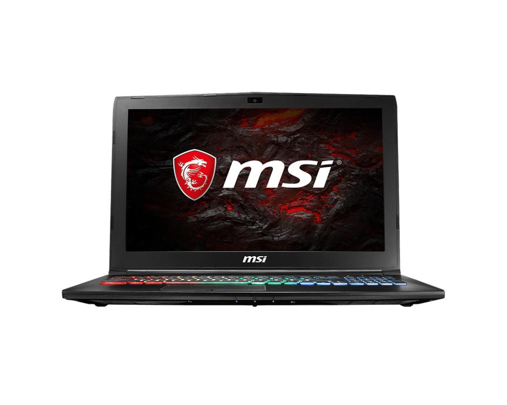 Notebook MSI GP62MVR 7RFX Leopard Pro 15.6 Full HD Intel Core i7-7700HQ GTX 1060-3GB RAM 16GB HDD 1TB + SSD 128GB FreeDOS Negru