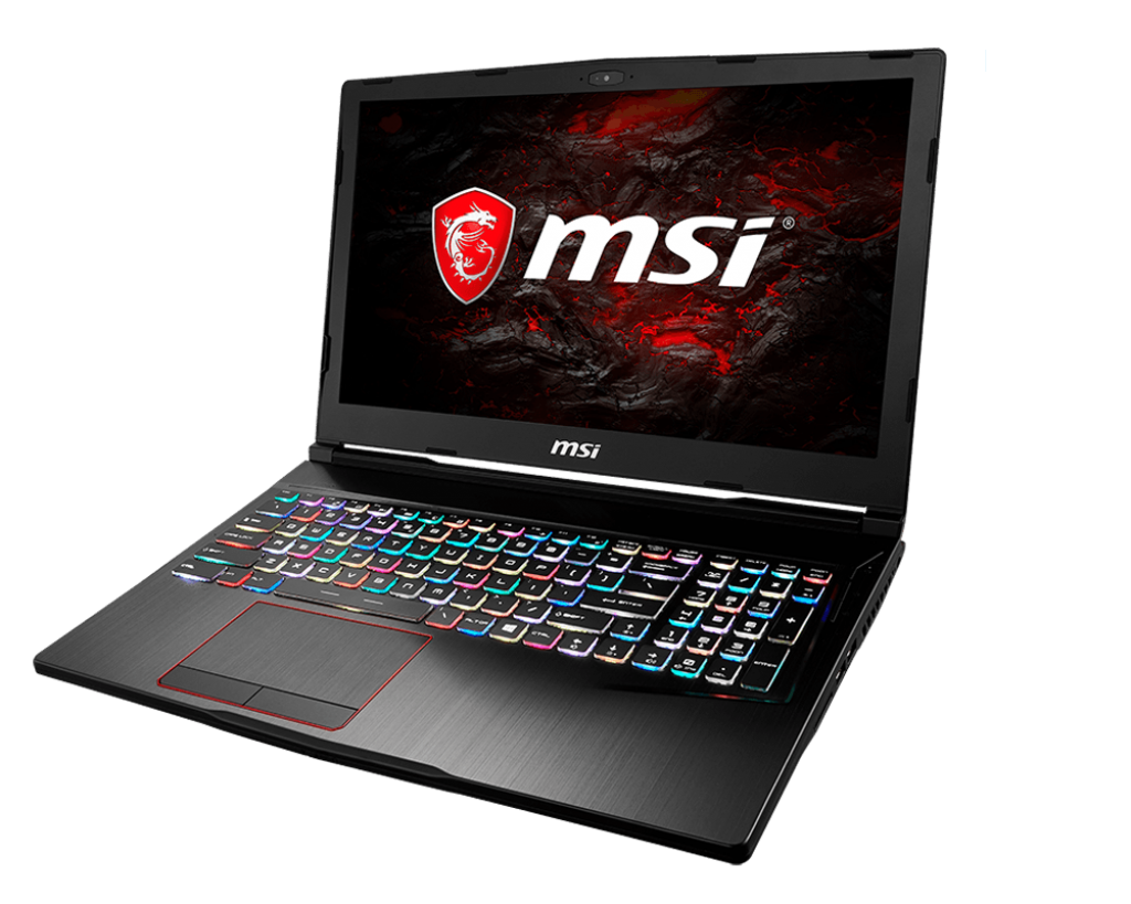 Notebook MSI GE63VR 7RE Raider 15.6 Full HD Intel Core i7-7700HQ GTX 1060-6GB RAM 16GB HDD 1TB + SSD 256GB FreeDOS