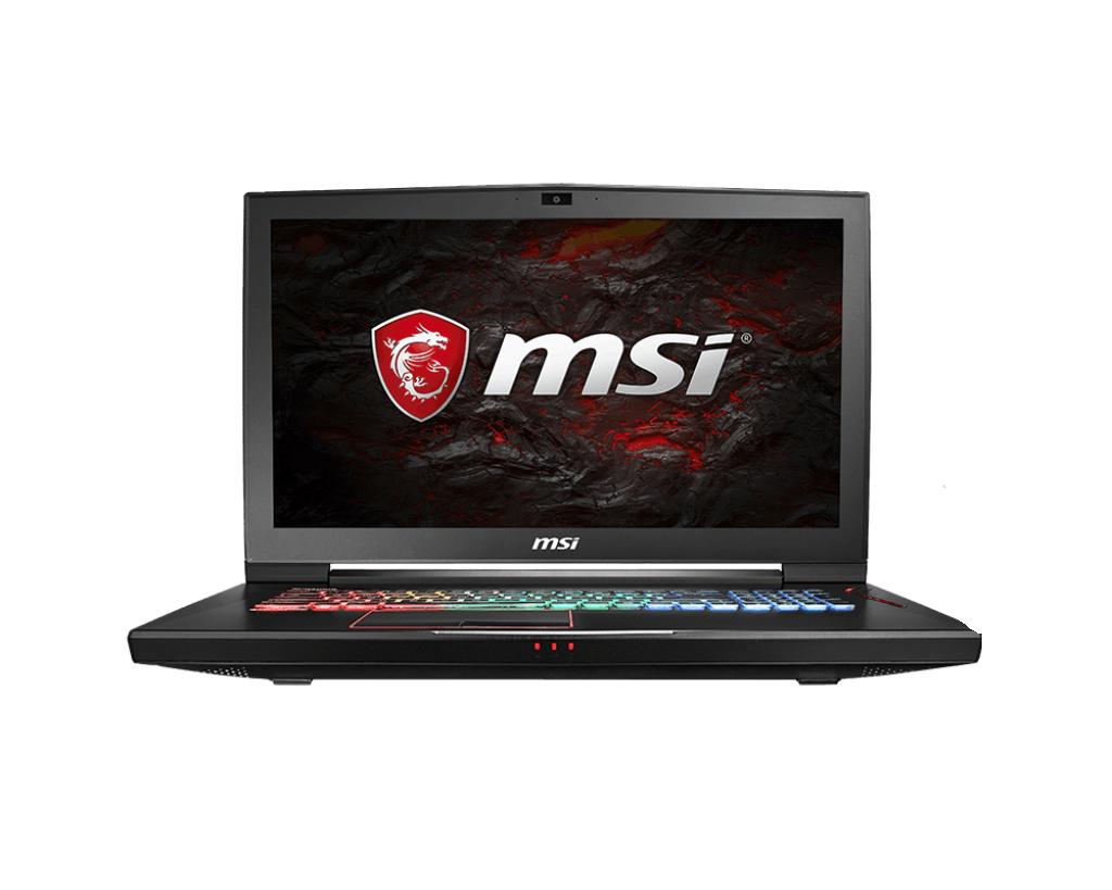 Notebook MSI GT73EVR 7RF Titan Pro 17.3 Full HD Intel Core i7-7700HQ GTX 1080-8GB RAM 16GB HDD 1TB + SSD 256GB Windows 10 Home Negru