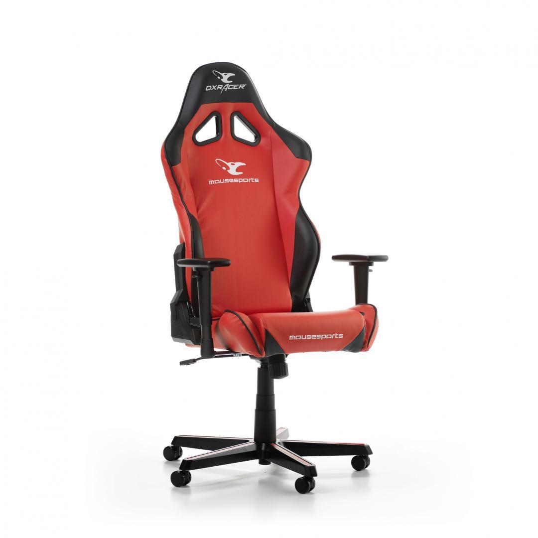 Scaun Gaming DXRacer Racing Mousesports Negru-Rosu