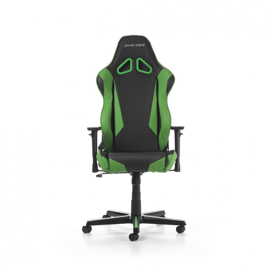 Scaun Gaming DXRacer Racing Shield R1-NE Negru-Verde