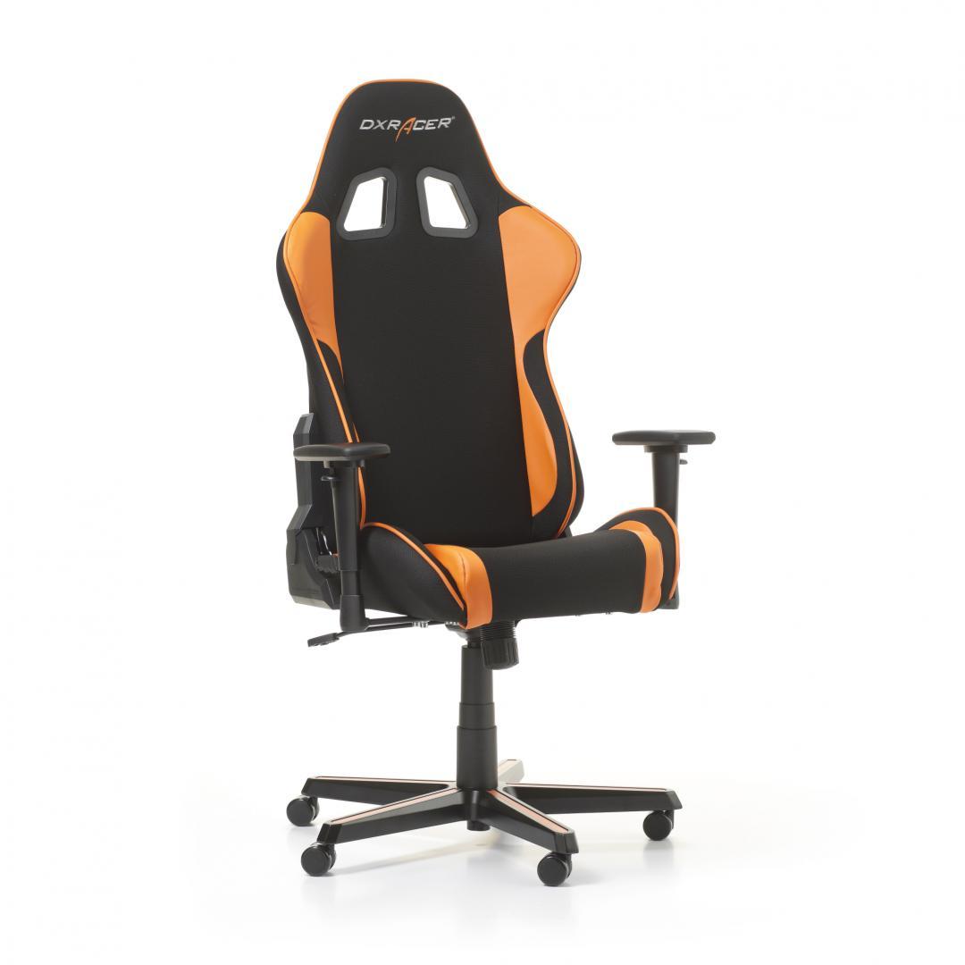 Scaun Gaming DXRacer Formula F11-NO Negru-Portocaliu
