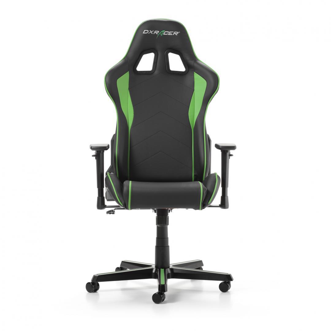 Scaun Gaming DXRacer Formula F08-NE Negru-Verde