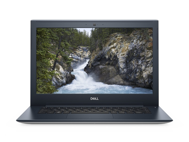 Notebook Dell Vostro 5471 14 Full HD Intel Core i7-8550U Radeon 530-4GB RAM 8GB HDD 1TB + SSD 128GB Windows 10 Pro Argintiu